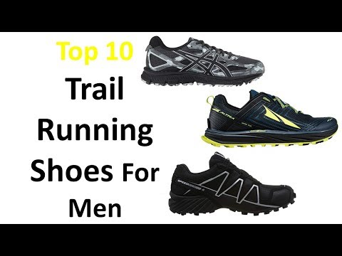 Top 10 Best Trail Running Shoes Reviews 2020 || Best Trail Running Shoes for Men