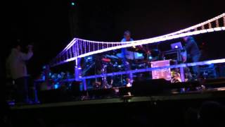 Mickey Hart Plays The Golden Gate Bridge