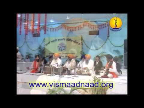 Raag Tukhari : Padam Siri Bhai Nirmal Singh Khalsa - Adutti Gurmat Sangeet Samellan 2011