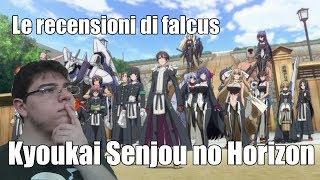 Kyoukai Senjou no Horizon: Mazzate, tette e...politica!