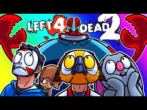 Left 4 Dead Funny Moments - The True Titanic Story!