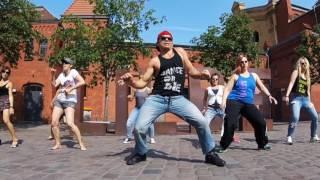Nicky Jam - Travesuras. Reggaeton Zumba Choreo.