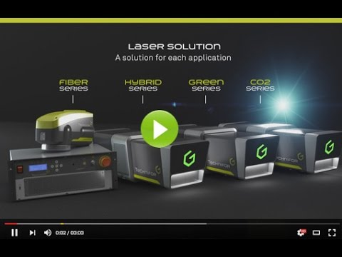 LASER ENGRAVING MACHINES – 3D marking – Autofocus - Vision Manager - OTF