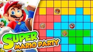 ¡Dominación Estelar! - 12 - Super Mario Party (Switch) con Naishys