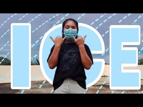 ICE TIKTOK DANCE TUTORIAL (Steb By Step) | Ana Bensig