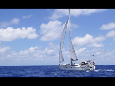 400nm Offshore Passage to Turks and Caicos! (Sailing Ruby Rose) Ep 17