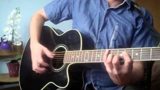Песня из кинофильма человек амфибия Виталик Мясников Урок игры на гитаре