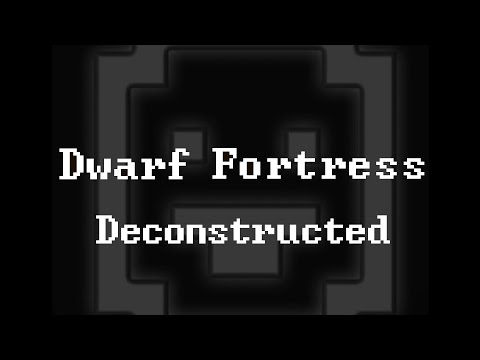Dwarf Fortress Deconstructed [DFC] Ep.8 Workshops and Furniture