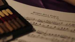 """Eugene Izotov plays """"Rondo alla Turca"""" for 4 oboes"""