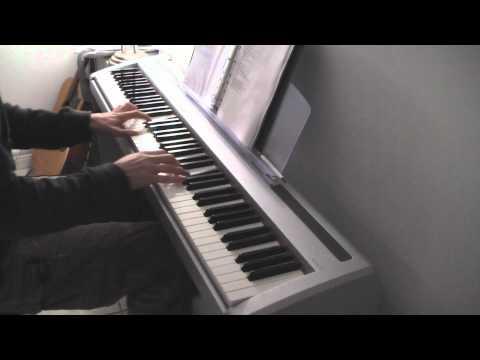 Plain White T's - 1, 2, 3, 4 (piano cover)