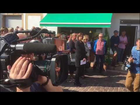 Trauerfeier Heiner Geißler in Gleisweiler