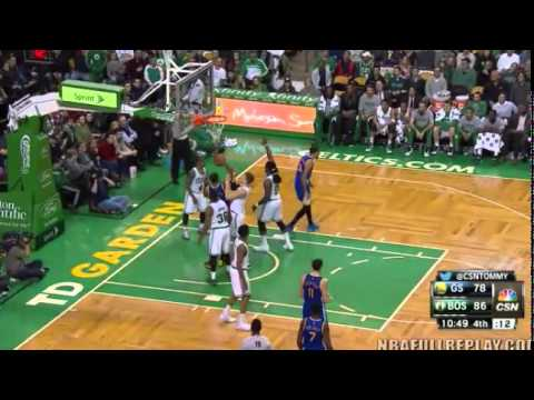 Golden State Warriors AMAZING 26 Point Comeback vs Boston Celtics