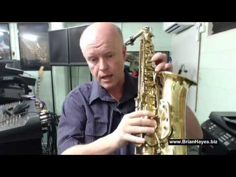 Alto Sax Solo from Let's Stick Together by Bryan Ferry