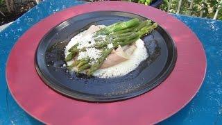 Recipe For Cali® Cheese Ham Asparagus