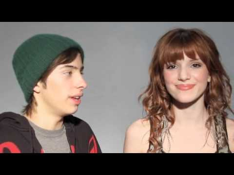 BELLA THORNE duces her Secret Admirer: JIMMY BENNETT!