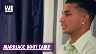 Can Pauly D & Aubrey Clean Up Their Relationship? | Marriage Boot Camp: Reality Stars | WE tv
