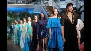 Cruise 2020 Collection - Alberta Ferretti Fashion Show