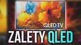 QLED Samsung - Zalety nowych Telewizorów