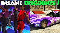 TRIPLE MONEY & INSANE DISCOUNTS! | GTA Online Weekly Update