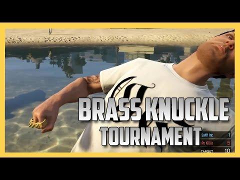 GTA 5 Brass Knuckle Tournament | Swiftor