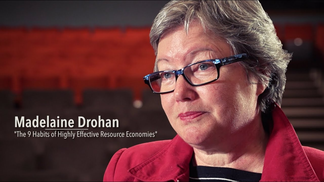 Building Sustainable Value - Interview With Madelaine Drohan ...
