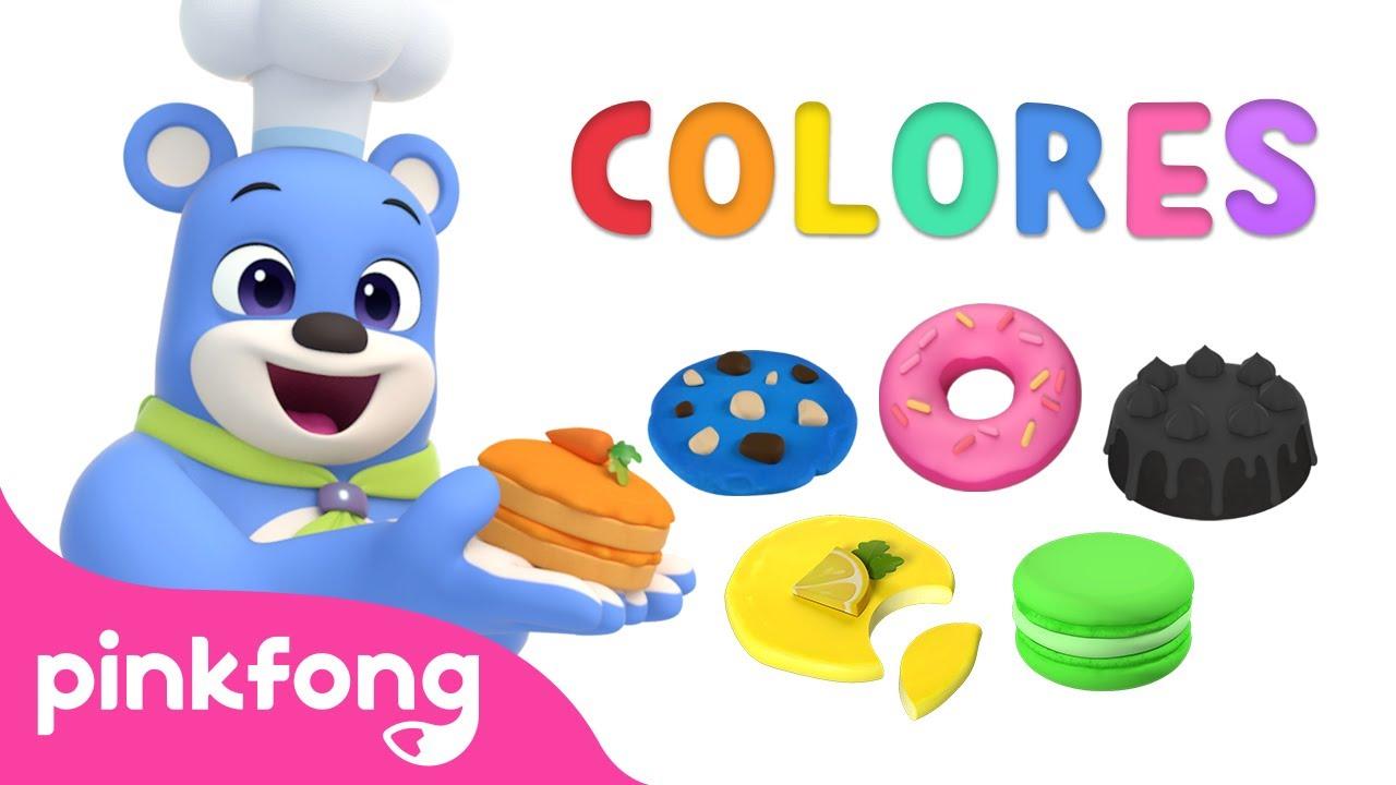 Aprende Colores con Codi | Colores | Pinkfong Videos Educativos | @Hogi! Pinkfong - Learn & Play