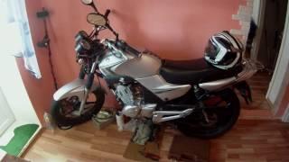 Мотоцикл после ДТП. Что сломалось?