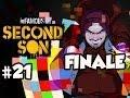 EVIL ENDING FINALE - Infamous Second Son Walkthrough Evil w/ Nova Ep.21