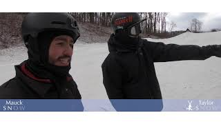 Seven Springs SNOW Cup - Game 5 ( Nate Mauck vs David Taylor Feat: Tall T Dan)