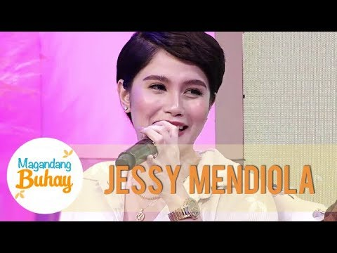Jessy shares that Luis has a habit of always updating her | Magandang Buhay from YouTube · Duration:  4 minutes 24 seconds
