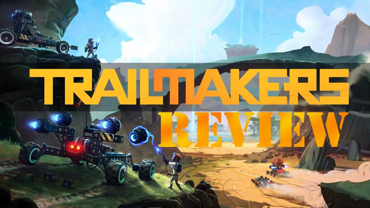 TRAILMAKERS - REVIEW