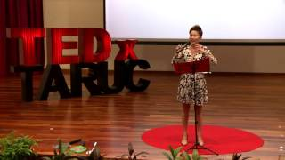 The 3 Keys to attact Opportunities | Aemy Wong | TEDxTARUC