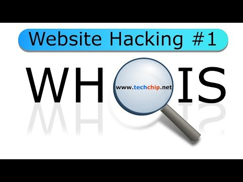 what is whois lookup? | New Series WH #1