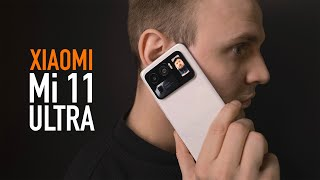 XIAOMI MI 11 ULTRA лучше IPHONE 12 PRO MAX?