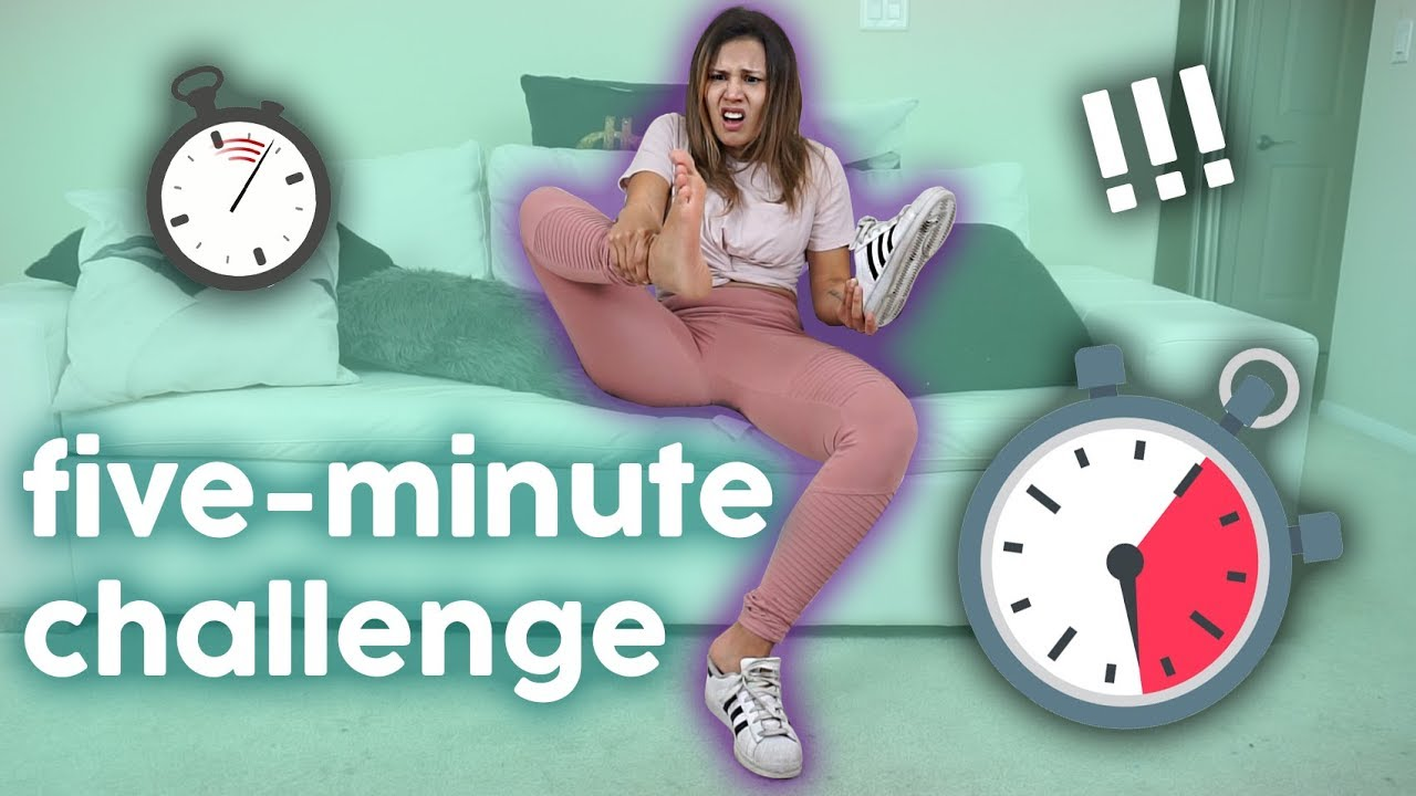 can-a-woman-get-ready-in-5-minutes