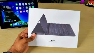 Gambar cover Must Have Accessories for iPad 10.2(7th Gen): Apple Smart Keyboard Review...