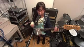 【カノン】SILENT SIREN『女子校戦争』 歌ってみた&弾いてみた!