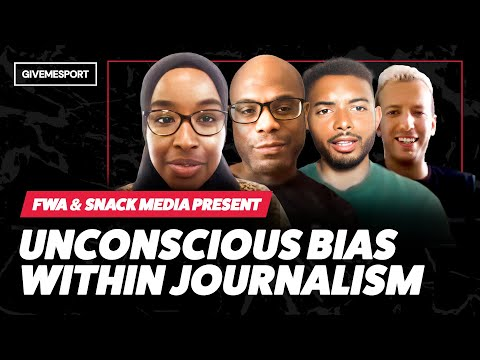 Unconscious Bias Within Sports Journalism   Panel Discussion