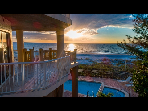 19730 Gulf Blvd Unit #1 Indian Shores Florida - Waterfront Real Estate