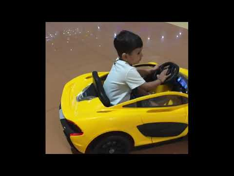 Amazing 3 years old kid car driver | kid driving toy car | #shorts