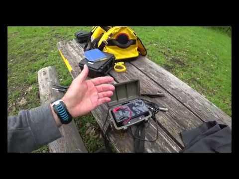 Yaesu FT 897 | Portable Adventure | Elecraft KX1 Tune Fail