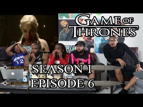 Game Of Thrones - Season 1 Episode 6 Reaction/Review