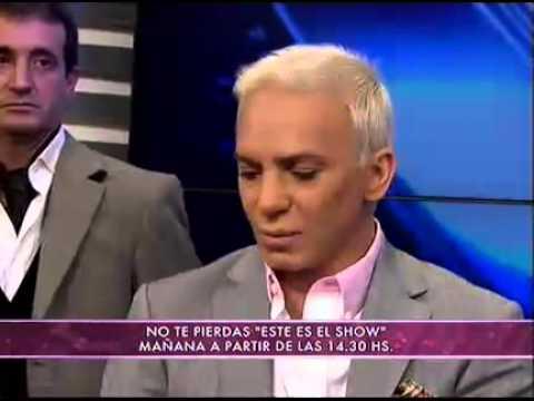 Showmatch 2011 - Polino, Mendoza y Pachano, enfrentados