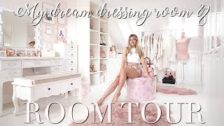 ROOM TOUR ~ My DREAM Dressing Room & Bedroom! ~ Freddy My Love