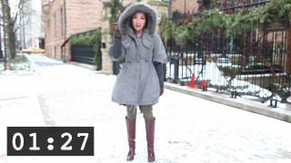 The Bet :: Wendy vs. Chicago Winter