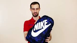 Обзор распаковка спортивного рюкзака Nike Hayward Futura 2.0 Backpack