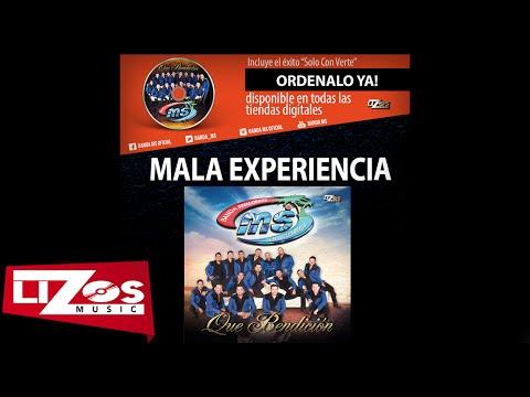 BANDA MS - MALA EXPERIENCIA (LETRA OFICIAL)