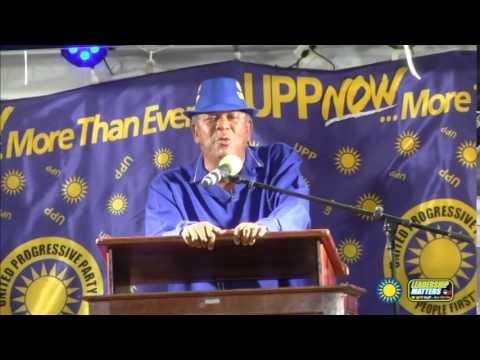 UPP Rally Radio Range Baldwin Spencer