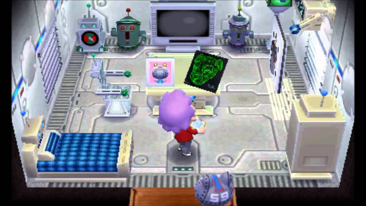 Image of: Tabby Youtube Premium Youtube Animal Crossing Happy Home Designer Decorating Ribbots House