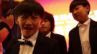 2015.10.4 龙英星工场 龙拳小子《Danger - BTS》Dragon Boys